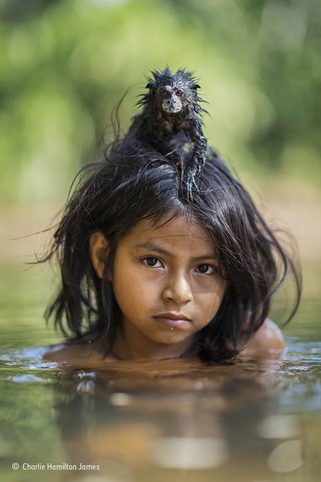Children of the rainforest